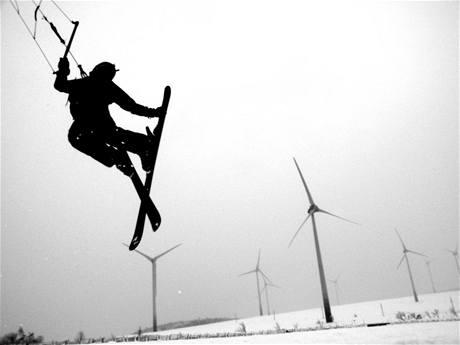 Snowkiting 39