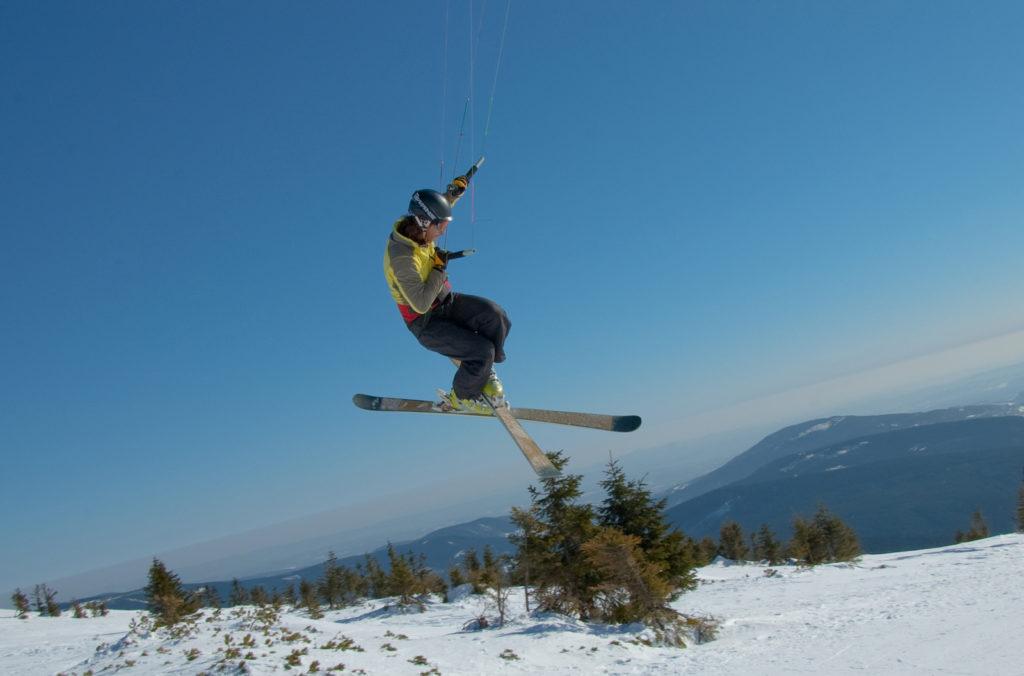Snowkiting 42
