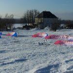 Snowkiting 3