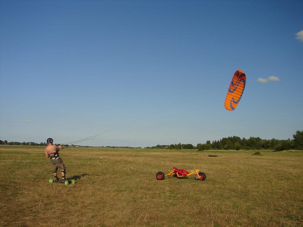 Landkiting 32