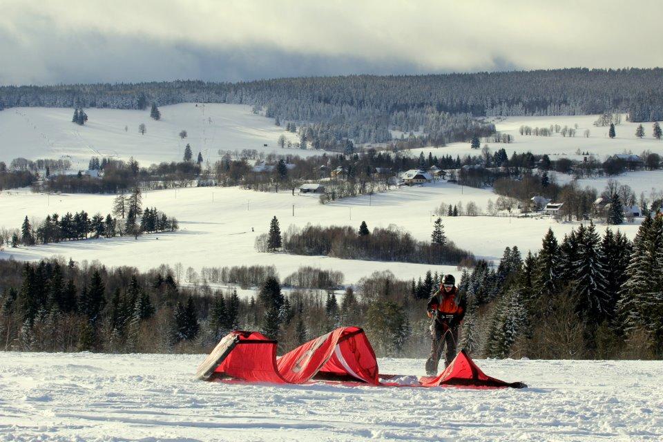 Snowkiting 41