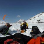 Snowkiting 31