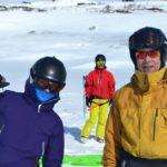 Snowkiting 9