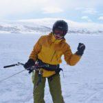 Snowkiting 27