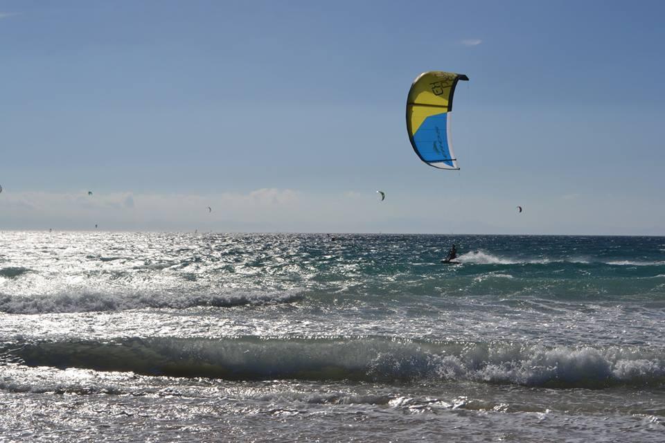 Tarifa - kitesurfing trip 1