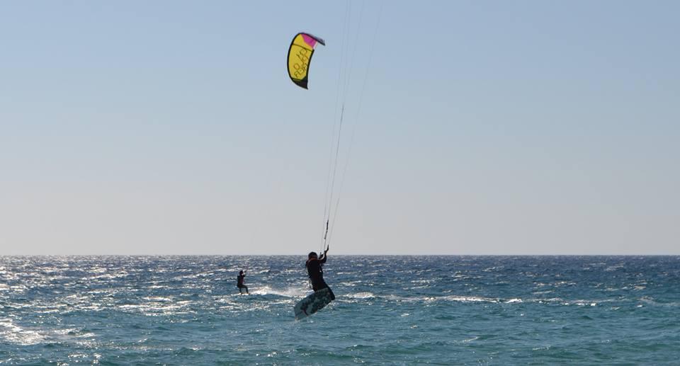 Tarifa - kitesurfing trip 2
