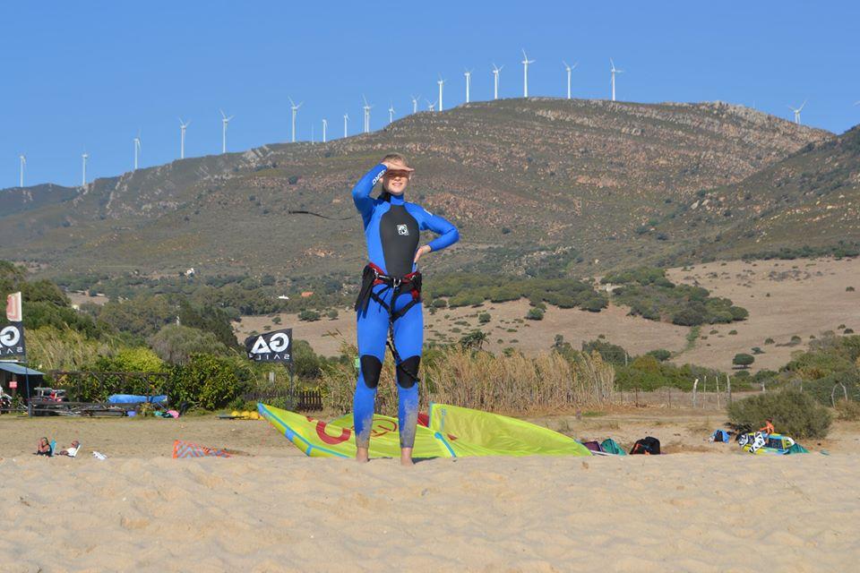 Tarifa - kitesurfing trip 7