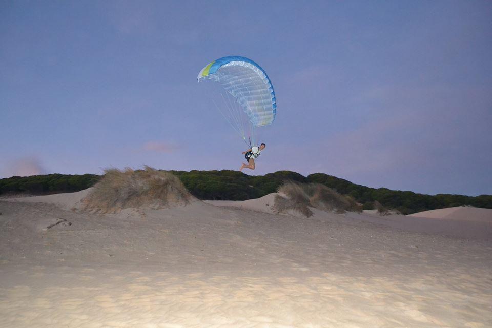 Tarifa - kitesurfing trip 10