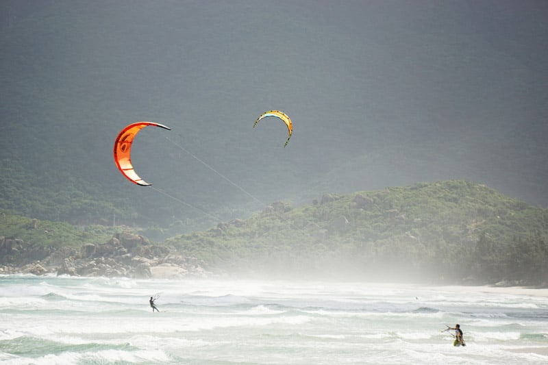 Vietnam – kitesurfing