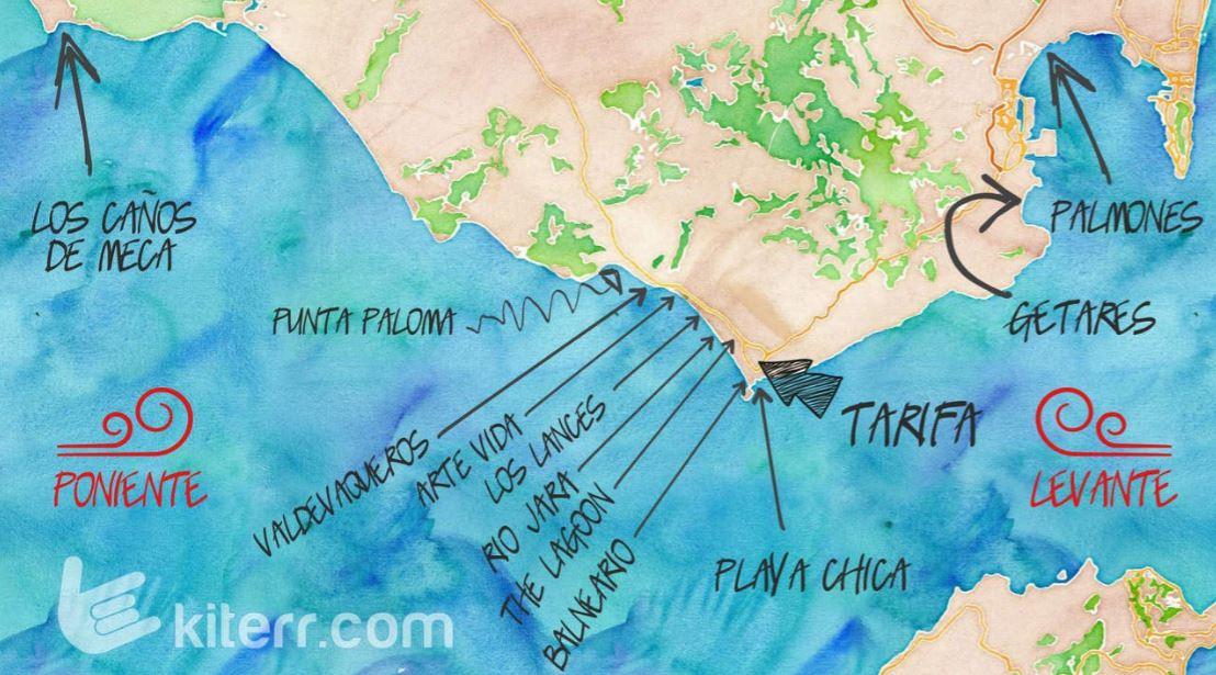 Tarifa - kitesurfing trip 6