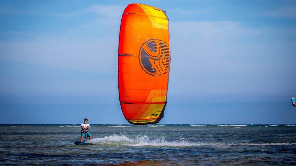 Vietnam - kitesurfing 2